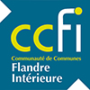 Logo Communauté de communes Flandres intérieure