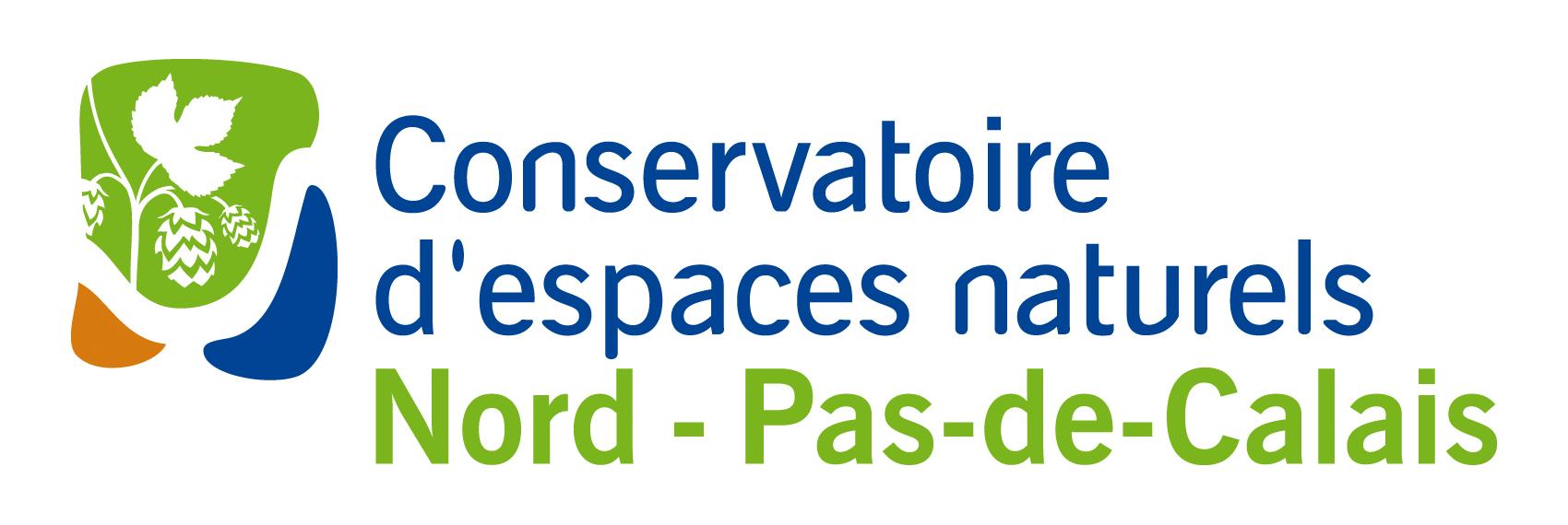 Logo du CEN NPdC - Conservatoire des espaces naturels du Nord et du Pas-de-Calais